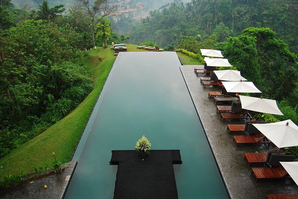 Alila Ubud Infinity Pool, Bali