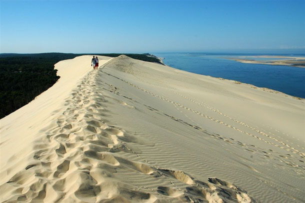 "The Great Dune of Pyla – The ""Sahara"" of France"