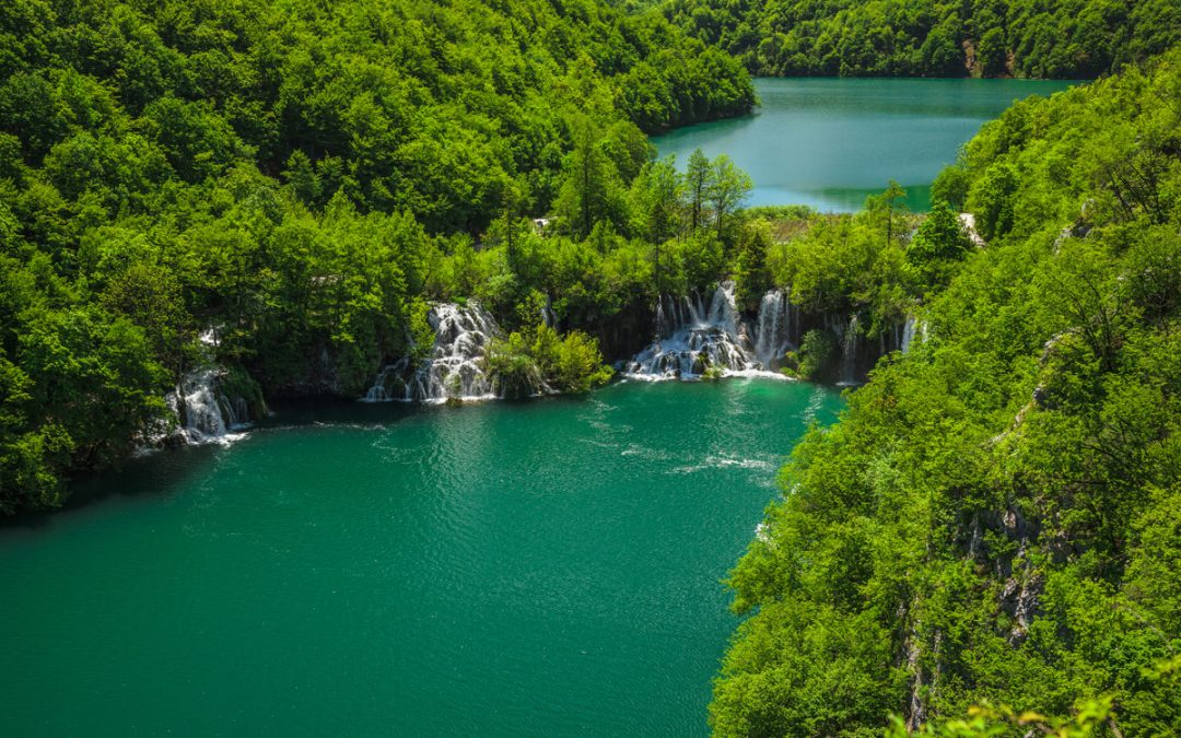 Plitvice Lakes National Park, The Wonder of the Balkans