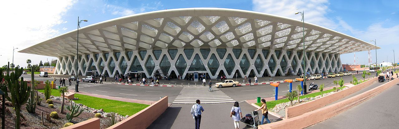 Marrakech-Menara International Airport, Morocco - Most Beautiful Airports in the World