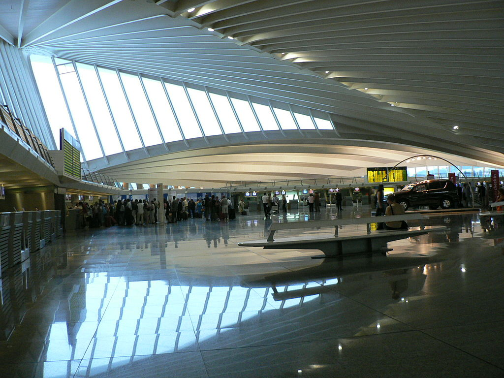 Bilbao International Airport - Most Beautiful Airports in the World