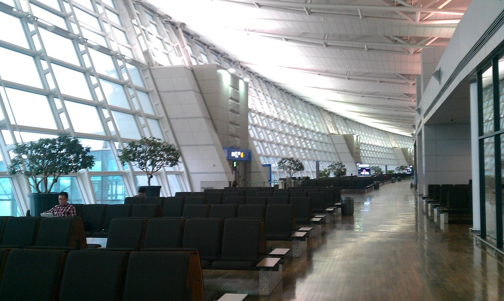 Incheon International Airport, South Korea - Most Beautiful Airports in the World