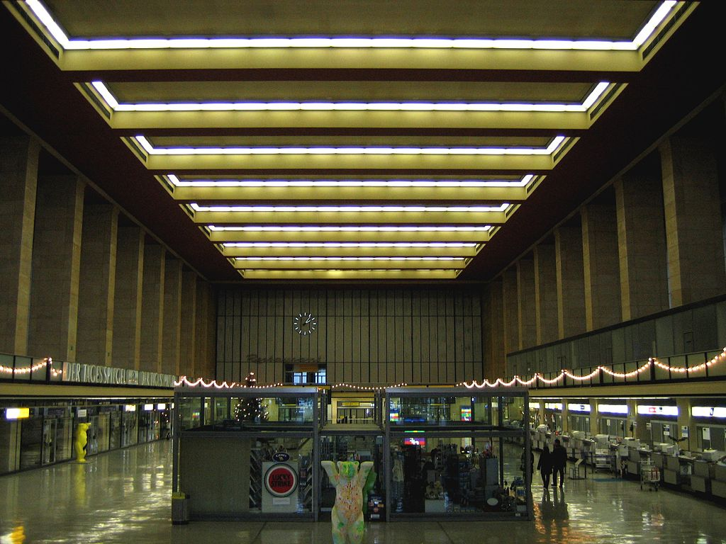 Tempelhof International Airport, Berlin, Germany - Most Beautiful Airports in the World