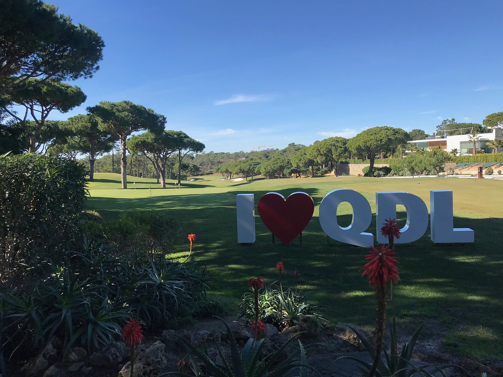 Golf Course Quinta do Lago, Algarve, Portugal - Golf and Dinner in The Algarve
