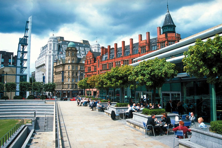 Top Stag Party Destinations: Manchester