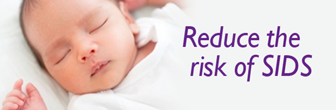 help prevent SIDS