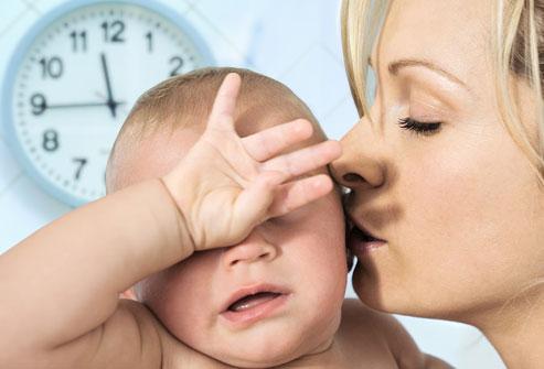 sleep schedule for baby