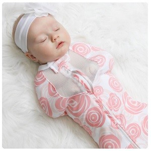 Woombie Air Ventilated Baby Swaddle Review Sleep Sack Store