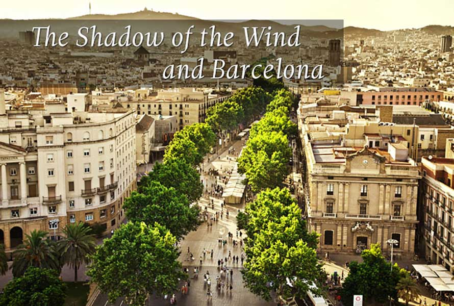 """The Shadow of the Wind"" Locations in Barcelona"