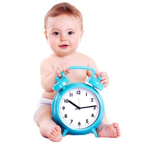 How Much Sleep Does My Baby or Toddler Need?