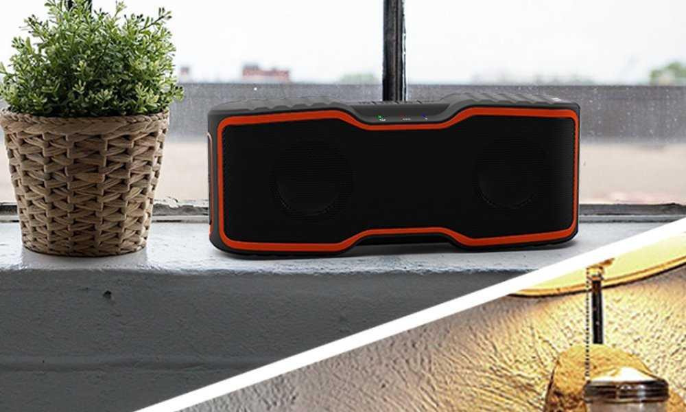 AOMAIS Sport II Portable Wireless Bluetooth Speaker Review