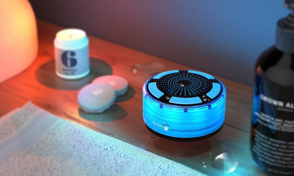 Gracety Ultra Portable Wireless Bluetooth Speakers Review