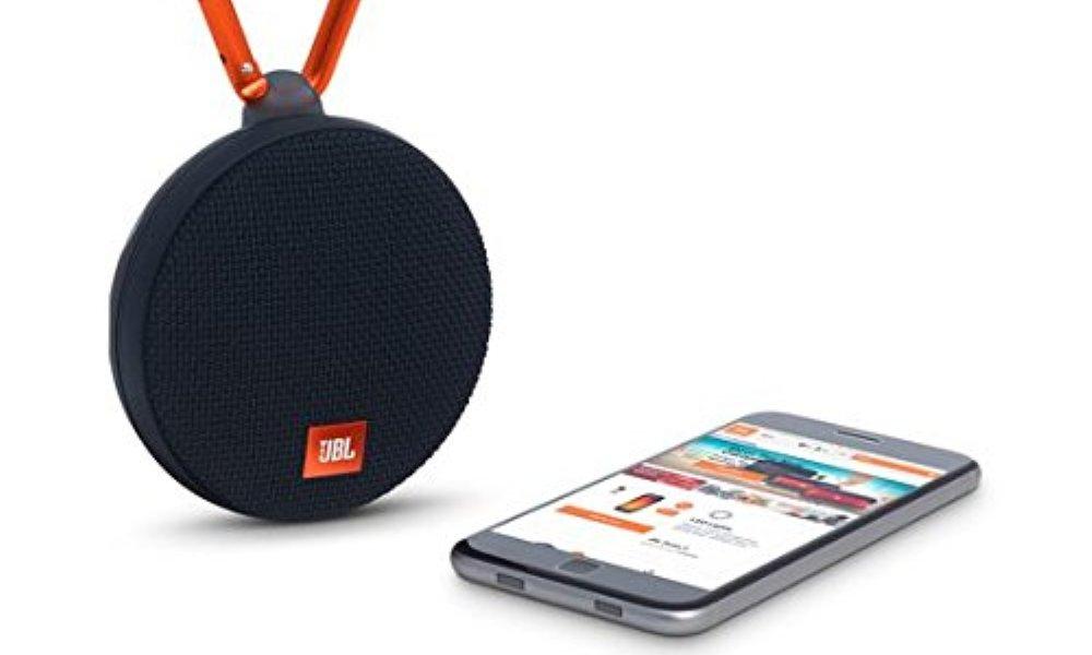 JBL Clip 2 Waterproof Portable Bluetooth Speaker Review