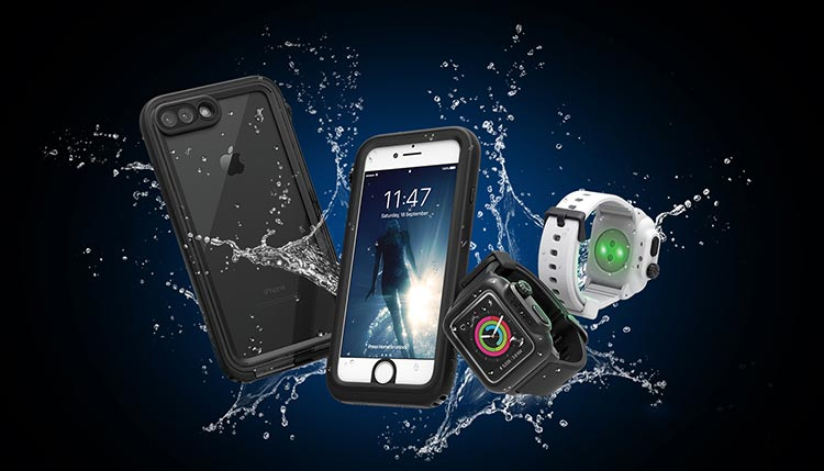 Catalyst Waterproof Case: Water Protection For iWatches and iPhones