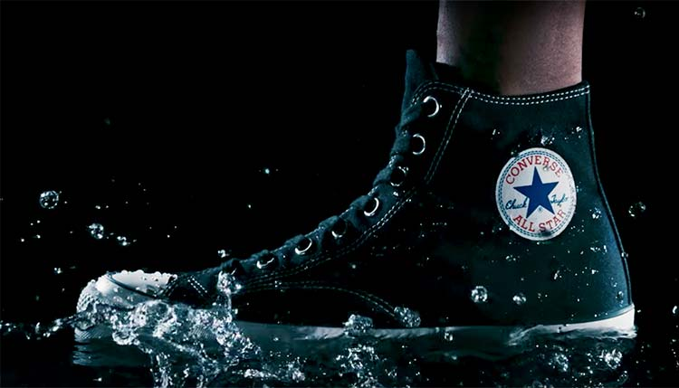 Converse Reveals The New Waterproof Gore-Tex Chuck Taylors