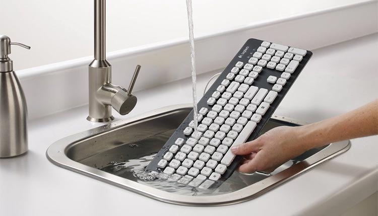 Logitech K310 Washable Keyboard: The Best Of Its Kind