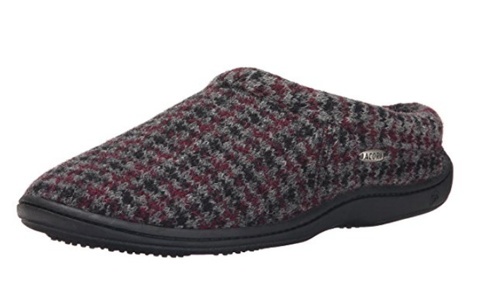 Acorn combine style with the ultimate anti-sweat slipper experience. Warm, made of wool, and elegant