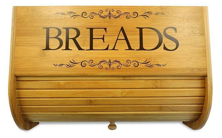 If you're into wooden boxes for fresh bread, this is a no brainer.