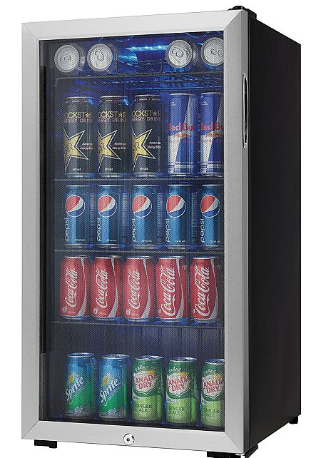 Danby is our best undercounter beverage cooler pick.