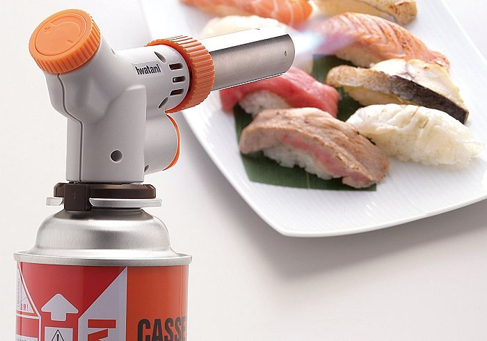 Best Japanese blowtorch for cooking: Iwatani CB-TC-CJ Pro+