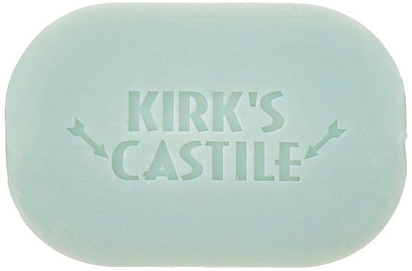 Kirk's coco is a great soap if you suffer from well water hair.