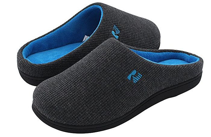 RockDove offer the best inhouse slippers for sweaty feet.