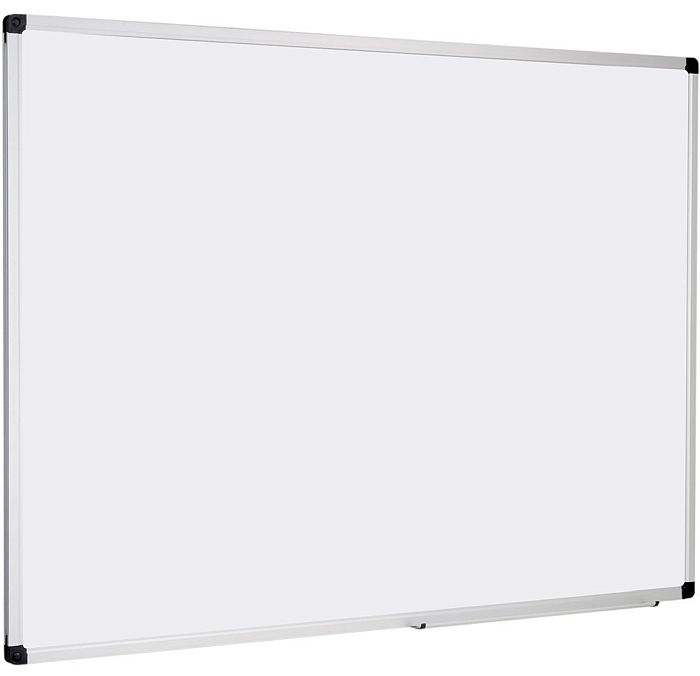 Our pick for the best magnetic dry erase board is lightweight and comes with extra coating for long-term use.