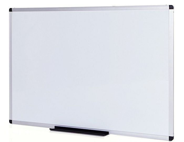 VizPro is a standard pick for the best dry erase board: great for offices and schools alike.