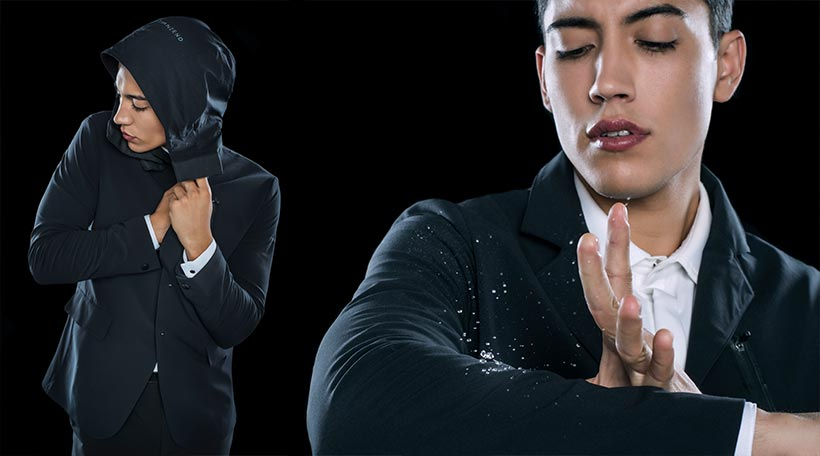 Kickstarter Campaign For The World's Most Efficient Waterproof Suit
