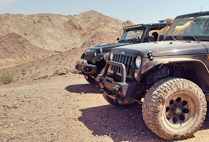 Full guide to Jeep bumpers: front & rear, all types