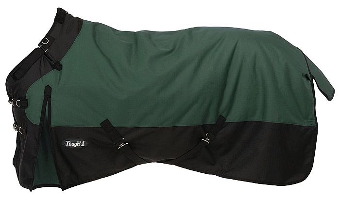 The Snuggit is the best waterproof turnout horse blanket, amazing even for the coldest of winters.