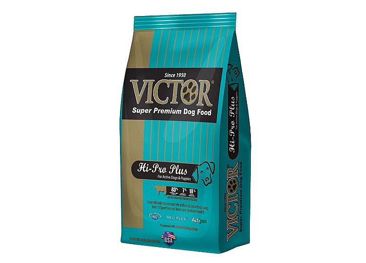 Victor vs Diamond dog food and why I think the Victor Hi Pro Plus is the best.