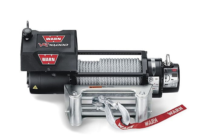 The VR series are the best Warn Wrangler winch for the money, considering their price and performance.