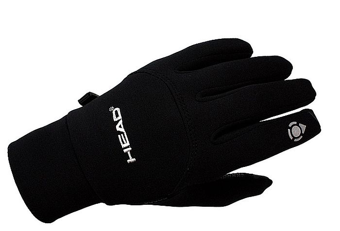 Head Sensatec: a balanced pick for the best thin winter gloves for comfortable smartphone usage.