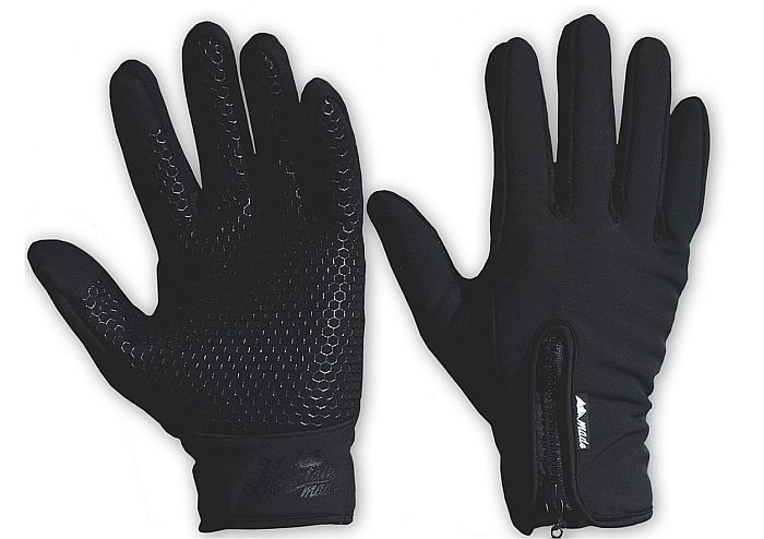Thin, warm gloves for driving during winter, or riding a bike: Mountain Made cover all the bases!