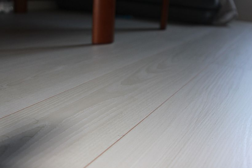 Here's what underlayment worked best for our laminate floor