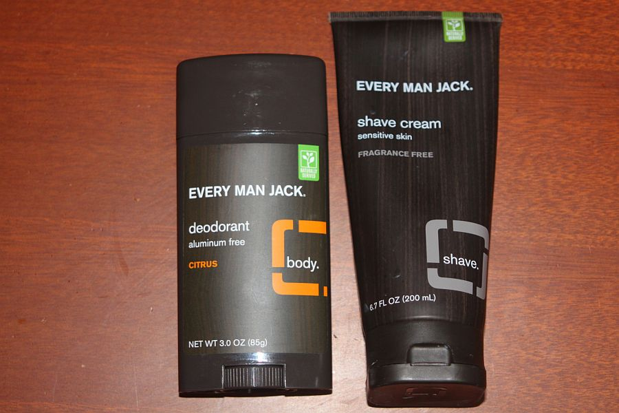 Every Man Jack review: Deodorant, body wash & shave cream
