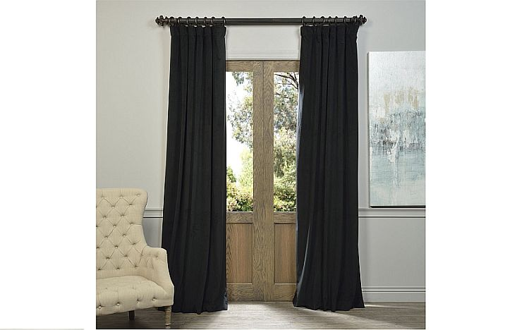 Half Price is definitely the brand for the best blackout drapes when it comes to kids rooms. Outstanding quality!