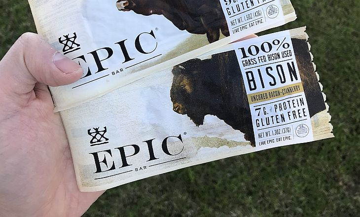 Epic bison meat bar review: Perhaps the brand's best one yet!