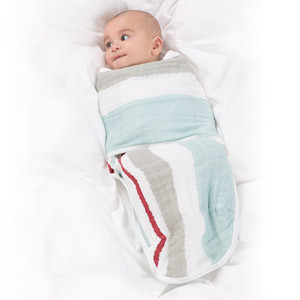 Aden + Anais Easy Swaddle Blanket Review