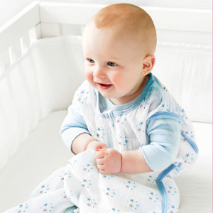 Aden + Anais Muslin Sleeping Bag Review