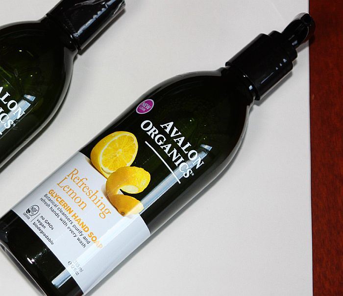 Avalon Organics: a certified brand when it comes to non toxic, organic hand soaps for your home.