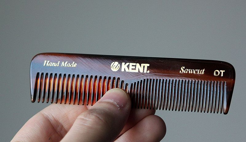 Why Kent combs are the best tool for your hair & beard