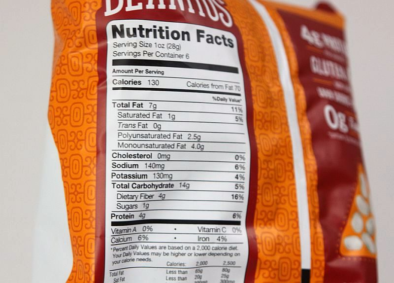 Beanitos chips ingredients: just how healthy are they?