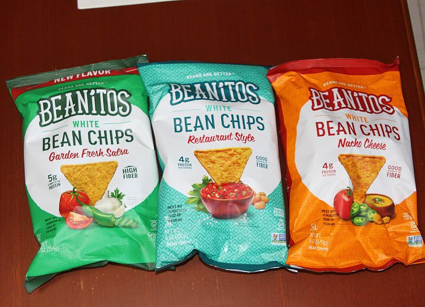 My review on Beanitos chips: healthy bean tastiness, filled with protein and fiber!