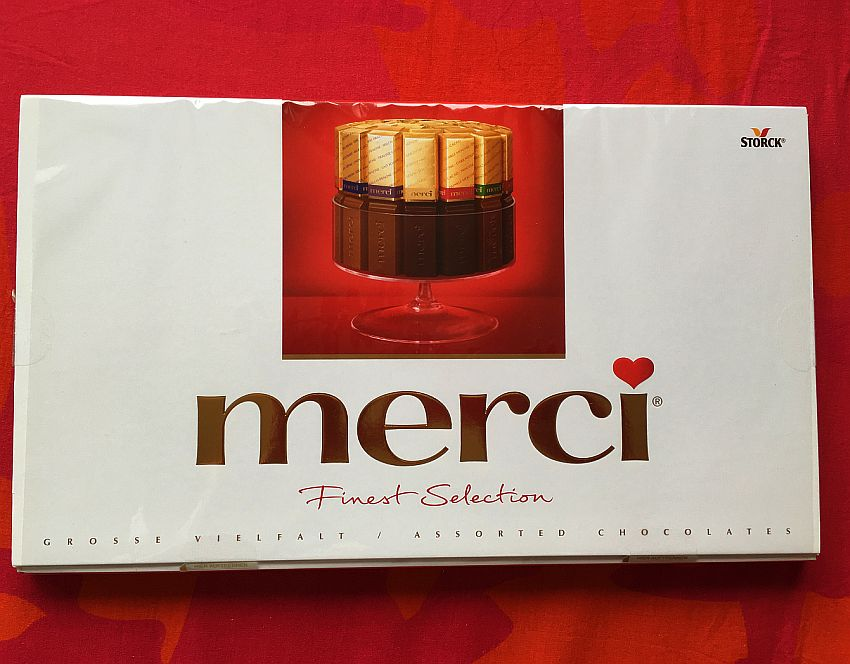 Merci chocolate: a complete review of this fine European box of cocoa paradise!