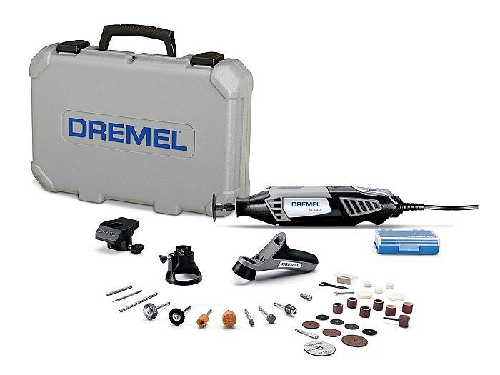 Dremel Series 4000: Definitely the best Dremel for wood carving, as long as it's beginner to intermediate.