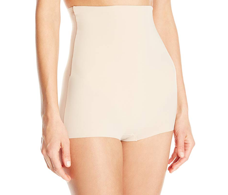 If you're looking for boyshorts to wear with your bodycon dress, Maidenform is a good choice.