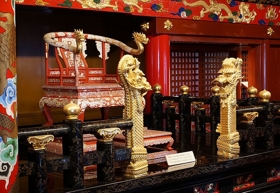 Shuri Castle: The Throne of Ryukyu Kings