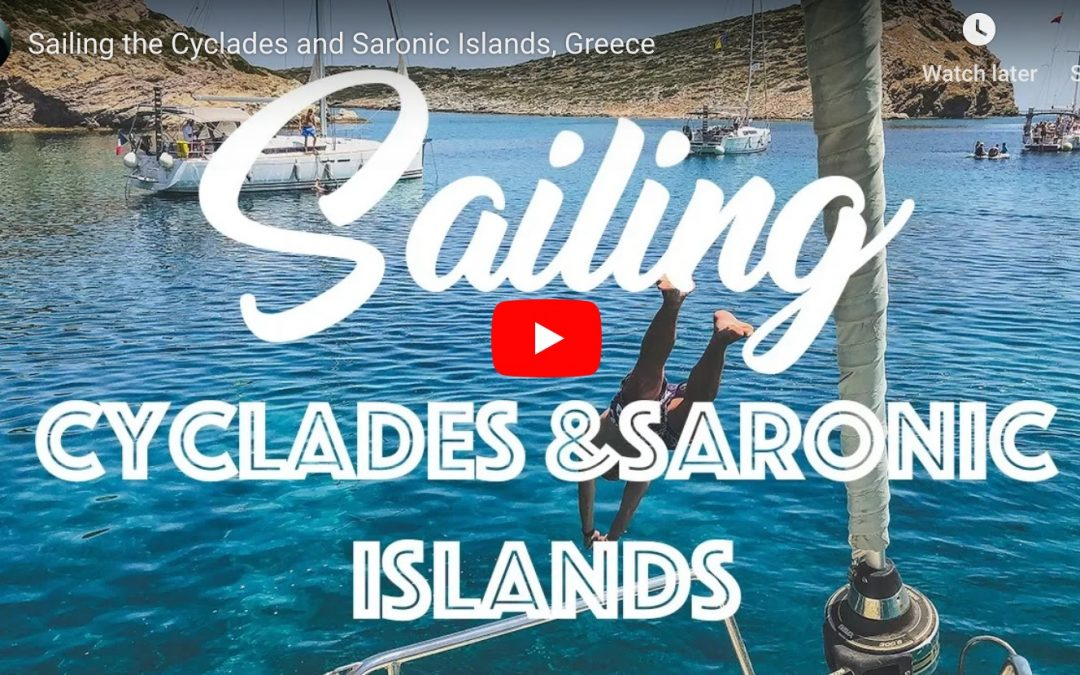 Video I Made During My Last Sailing Trip to Greece